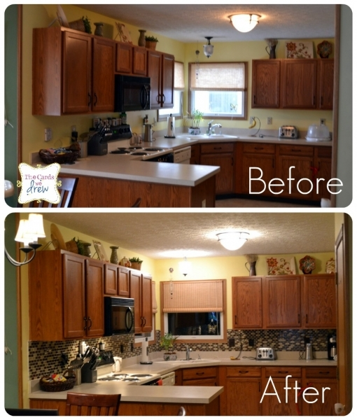 Wonderful Ideas For Kitchen Makeovers On A Low Budget Kitchen Trends Small Kitchen Makeovers On A Budget