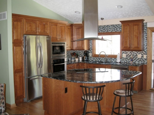 Wonderful Small Kitchen Makeovers Pictures Ideas Amp Tips From Hgtv Small Kitchen Makeovers On A Budget