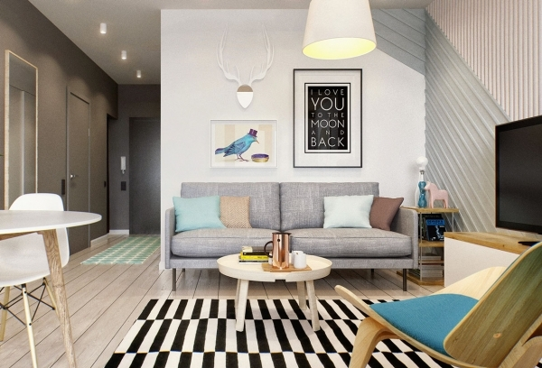 Amazing 23 Small Living Room Ideas To Inspire You Rilane We Aspire To Small Sitting Room
