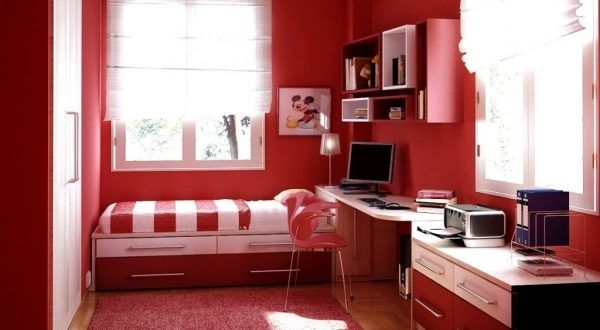 Bed Design Ideas For Small Room