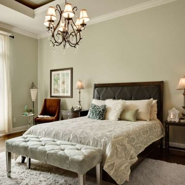 Amazing Master Bedroom Best Master Bedroom With Dark Furniture And Green Small Master Bedroom In Forest Green