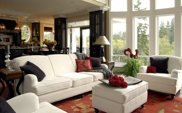 Awesome Small Living Room Window Treatments Home Decorating Ideas Window Treatments For Small Rooms