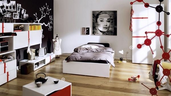 Awesome Teenage Girl Bedroom Ideas For Small Rooms Big Ideas For Small Spaces Bedrooms
