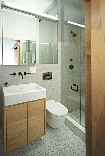Beautiful Cool Small Bathroom With Small Place Ideas Also White Toilet And Small Simple Toilet Design