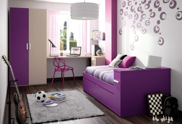 Best Bedroom The Most Beautiful Color Ideas For Teenage Girl Room Good Decorate A Teen Girls Bedroom With Single Size Bed And Small Room