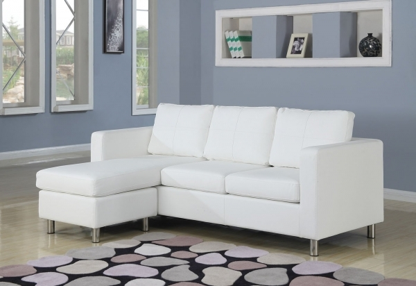 Best Furniture Grey Velvet Sectional Sofa With Square Table Also Lamp Small Sofa With Chaise Lounge