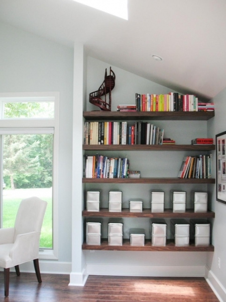 Fascinating Utilize Spaces With Creative Shelves Interior Design Styles And Shelving For Small Spaces