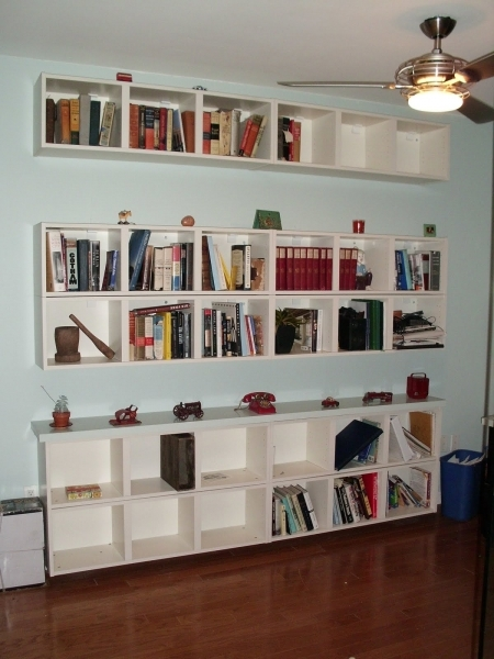 Gorgeous Decoration Ikea Bookshelves For Wall And Bookshelves Wall Ideas Shelving For Small Spaces