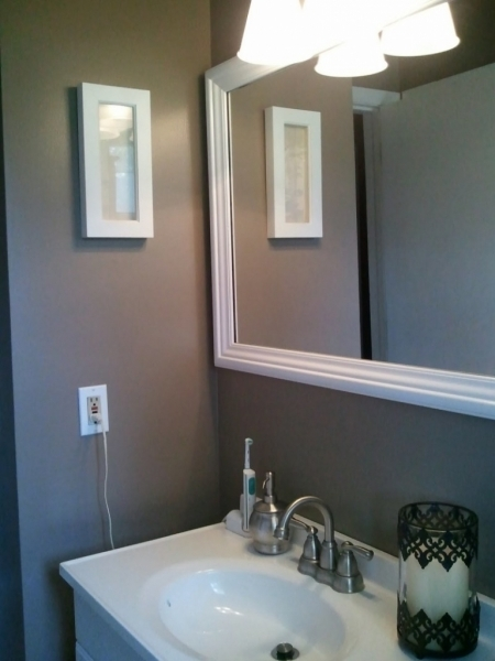 Gorgeous Paint Colors For Small Bathrooms With No Windows Ideas Small Small Bathrooms With No Windows