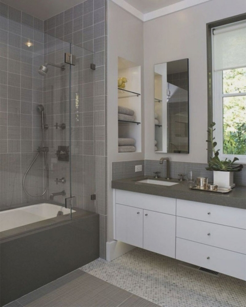 Gorgeous Small Bathroom Ideas To Inspire Your New Bathroom Design 2016 Best Small Bathroom Remodels