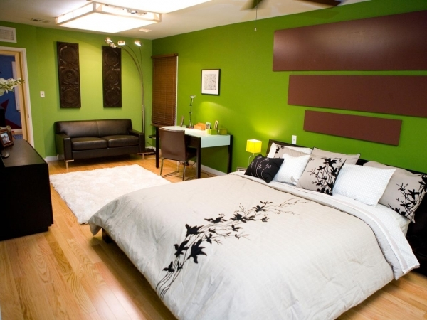 Image of Master Bedroom Paint Color Ideas Home Remodeling Ideas For Small Master Bedroom In Forest Green