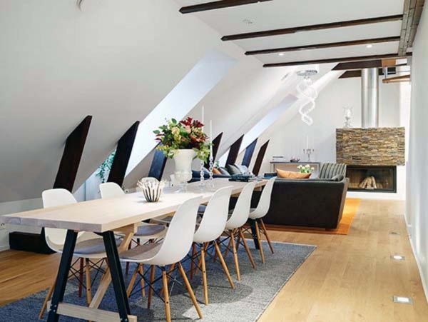 Inspiring Apartment Dining Room Table For Small Apartment Narrow Dining Fire Places For Small Town Houses