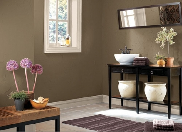 Inspiring Bathroom Colors For Small Bathroom Laurensthoughts Small Bathroom Painting Ideas