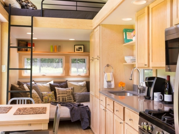 Outstanding 6 Smart Storage Ideas From Tiny House Dwellers Home Remodeling Tiny House Organization