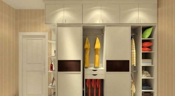 Wardrobe For A Small Bedroom