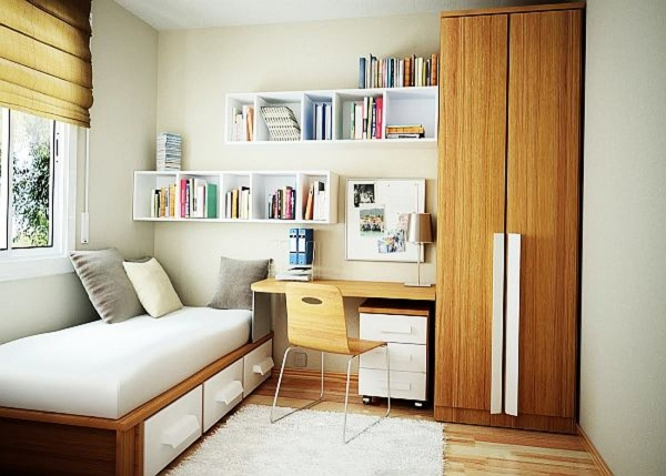 Picture of Small Bedroom Storage Ideas Small Bedroom Designs Small Bedroom Storage Ideas