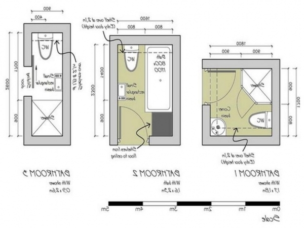 Stunning Small Bathroom Layout Designs Dining Room Decoration Plans For Small Bathrooms