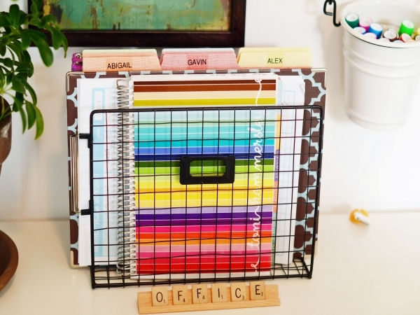 Wonderful 10 Home Office Hacks To Get You Organized Now Easy Ideas For Small Organized Homes