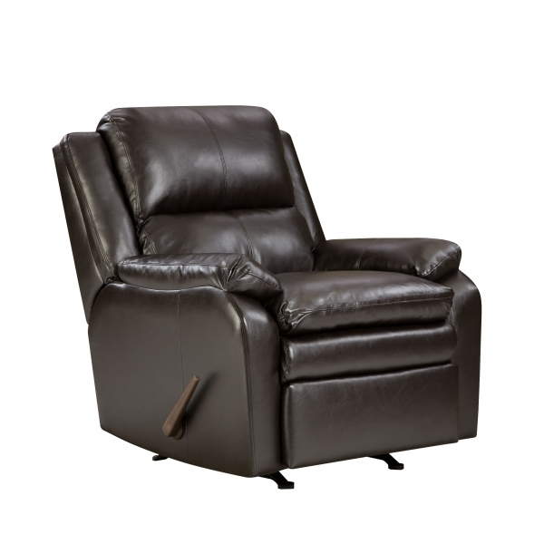 Alluring Small Amp Apartment Size Recliners Wayfair Small Leather Recliner