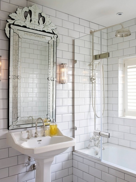 Awesome Outstanding Subway Tile Small Bathroom Impressive Bathroom Ideas Small Bathroom Designs With Subway Tiles