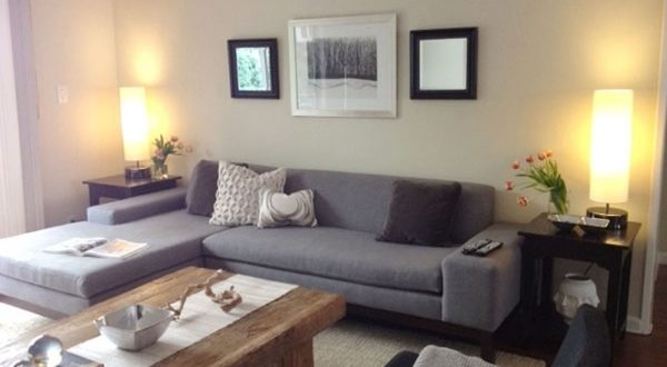 Small Space Storage Living Room