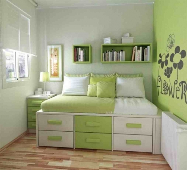 Fantastic Small Bedroom Design Ideas For Teenage Girl Featuring Laminate Small Bedroom Decorating Ideas For Teenagers
