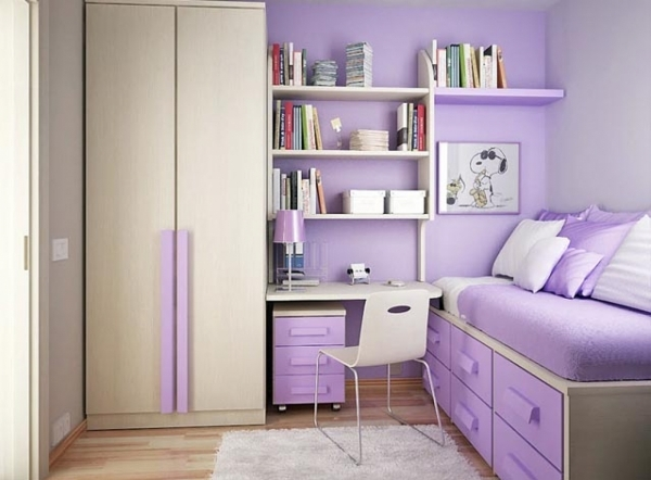 Image of Small Sized Studio Room Decorations Bedroom Decor Teen Bedroom Ideas For Small Rooms Teenage Girl Bedroom Ideas For Small Rooms