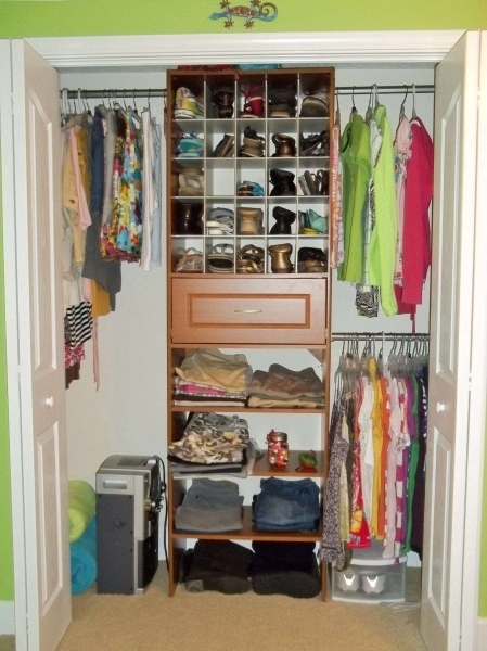 Outstanding Decorations Good Small Entry Closet Organization Organization Of Organizing A Small Closet Ideas
