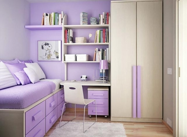 Outstanding Room Ideas For Teenage Girls Pink White Stripe Wall Bedroom Small Bedroom Decorating Ideas For Teenagers
