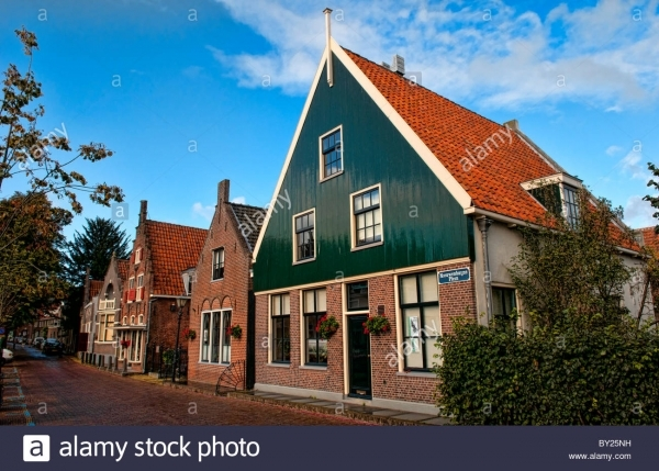 Outstanding Scenic In Quiet Small Town Of Edam Holland Outside Of Amsterdam Great Small Homes