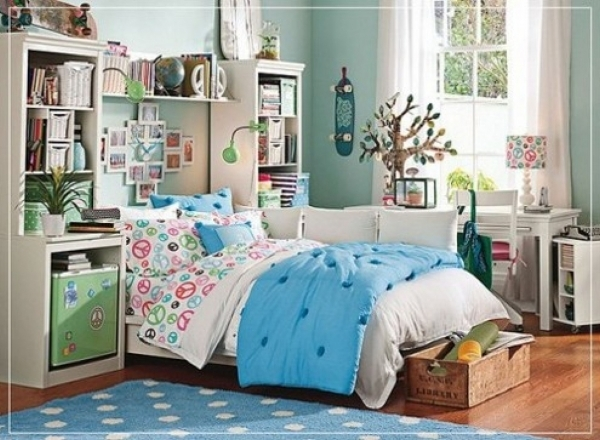 Picture of Girls Room Decorating Ideas Small Roomshouse Decor Ideas Ideas For Small Rooms Teenage Girl Bedroom