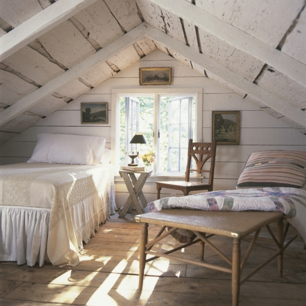 Remarkable Bedroom Clean White Attic Bedroom With Small Size And Simple Small Bedroom Ideas Attic Design