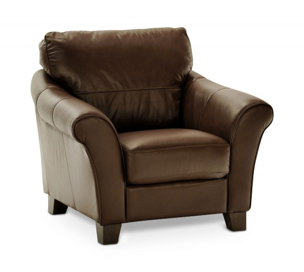 Remarkable Espreeeo Leather Reading Arm Chair With Small Plywood Portable Small Leather Recliner