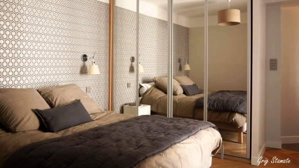 Stunning Small Bedroom Mirrored Wardrobes Small Spaces Ideas Youtube Wardrobe Small Bedroom