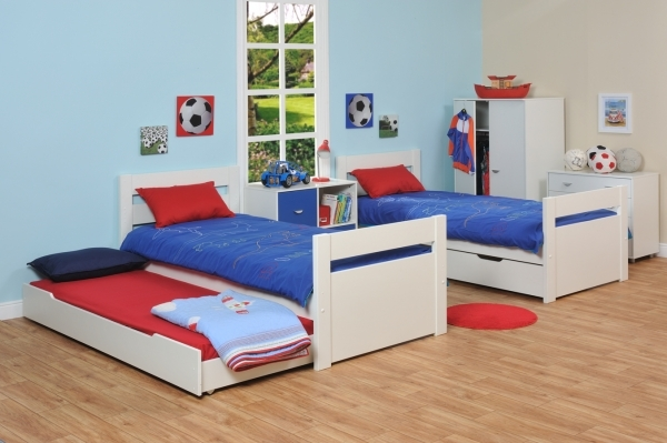 Awesome House Colors Small Rooms With 2 Beds