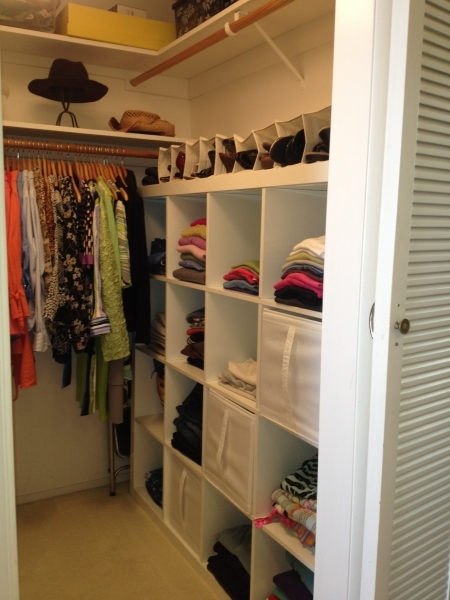 Beautiful Trend Decoration Walk In Closet In A Space Small Walk In Closet Pictures