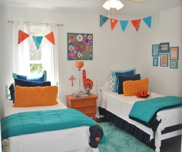 Marvelous Small Bedroom 2 Beds Small Rooms With 2 Beds