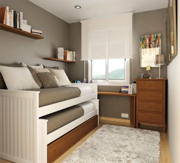 Outstanding Bedroom Inspiration Bed For Small Room Bed For Small Room Small Rooms With 2 Beds