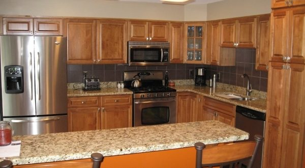 Small Kitchen And Bath Remodels