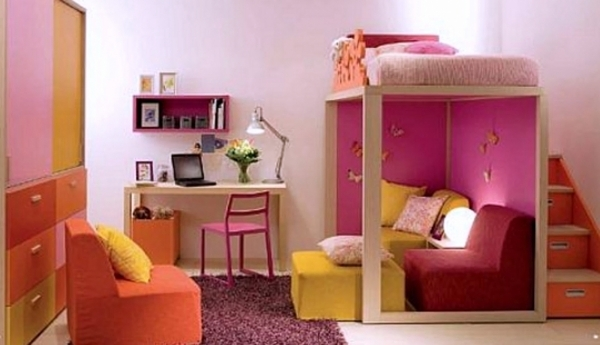 Alluring Brilliant Teenage Girl Bedroom Ideas Idea How To Decorate A Small Bedroom