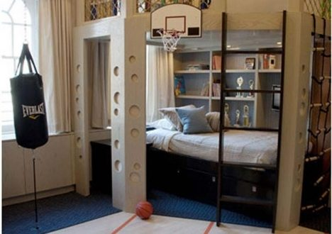 Cool Fun Room Ideas For Small Rooms