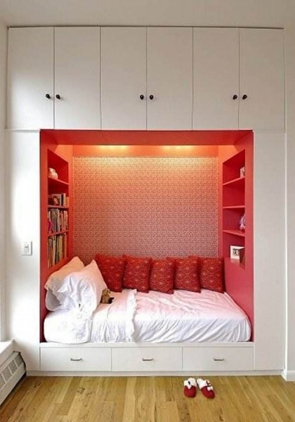 Marvelous Excerpt Cool Bed Ideas For Small Rooms Small Apple Green Bedroom Cool Fun Room Ideas For Small Rooms