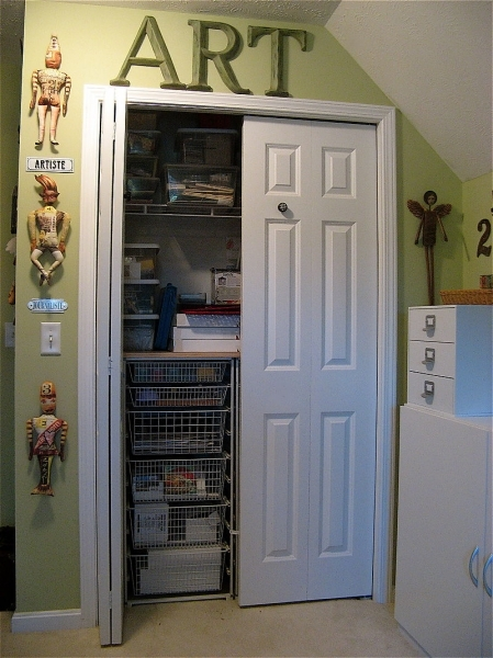 Picture of Inspiring Small Closet Ideas And Tricks For Maximizing And Bedroom Closet Door Ideas For Small Spaces