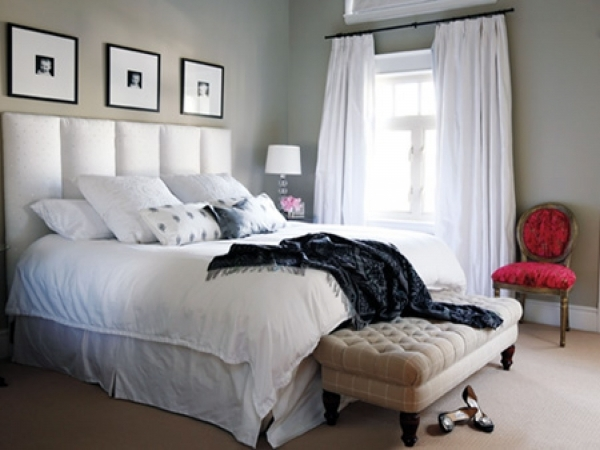 Picture of Similar Topics Bedrooms Other Rooms Small Spaces As Small Bedroom Best Curtain For A Small Bedroom