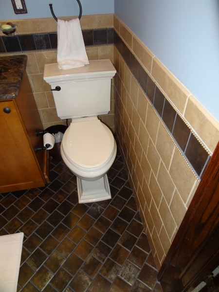 Remarkable Bathroom Tile Ideas For Small Bathroom Hotshotthemes Small Kitchen And Bath Remodels