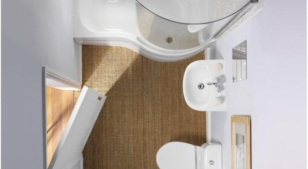 Best Layout For Small Bathroom