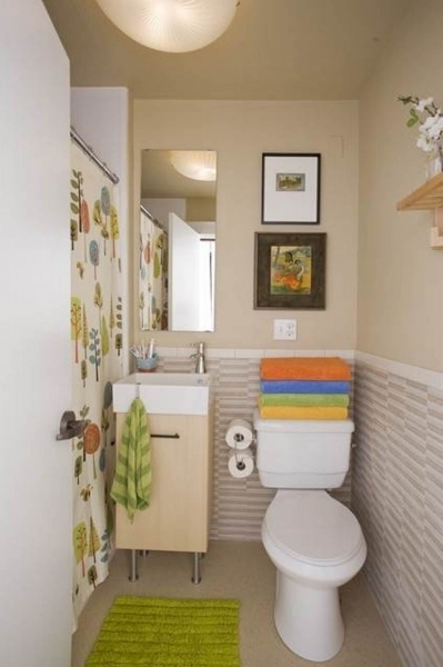 Fascinating Cheap Home Decorating Ideas Best Colours For Small Bathrooms