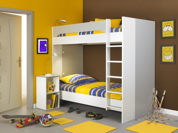Fascinating Modern Bunk Beds For Small Spaces On Bedroom Design Ideas With Hd Small Modern Teenage Boys Double Bunk Room