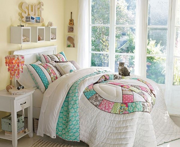 Gorgeous Small Bedroom Decorating Ideas For Teenage Girl  Small Bedroom For Girls