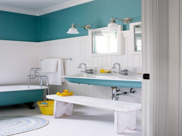 Marvelous Kids Bathroom Best Colours For Small Bathrooms
